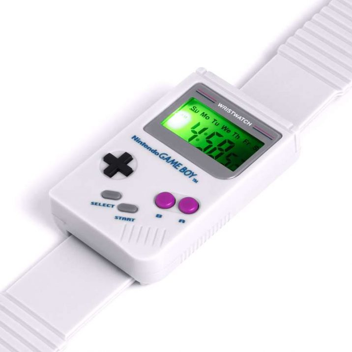 Nintendo Gameboy Watch